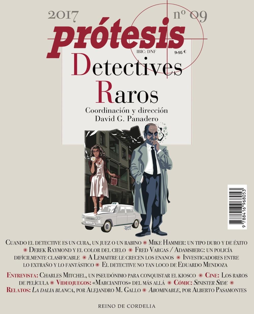 Prótesis 9 portada