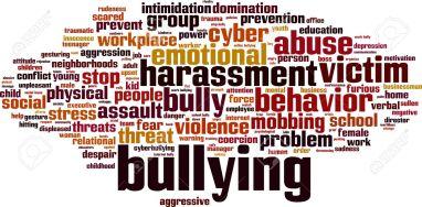 palabra-bullying-concepto-de-nube-ilustración-vectorial