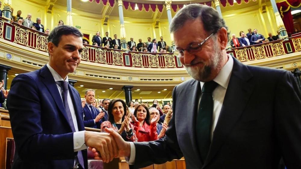 Sáncehz-Rajoy