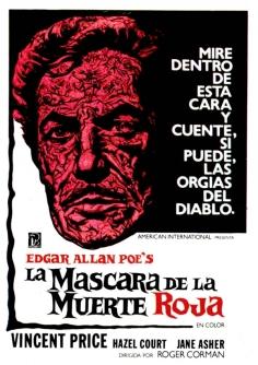 lamascaradelamuerteroja_poster