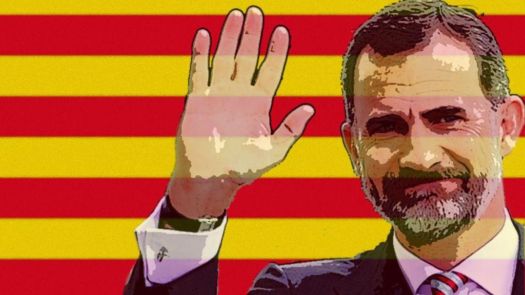 El Rey en Cataluña